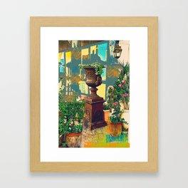 Urban TLV Framed Art Print