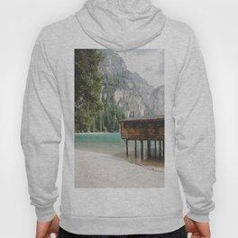 Braies Lake #2 Hoody