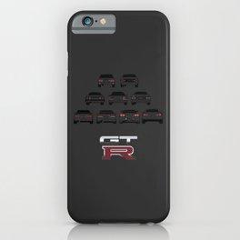 GTR iPhone Case