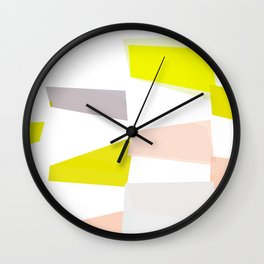 let's have fun! / pattern no.1 Wall Clock