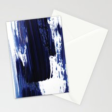 Blue mood Stationery Cards