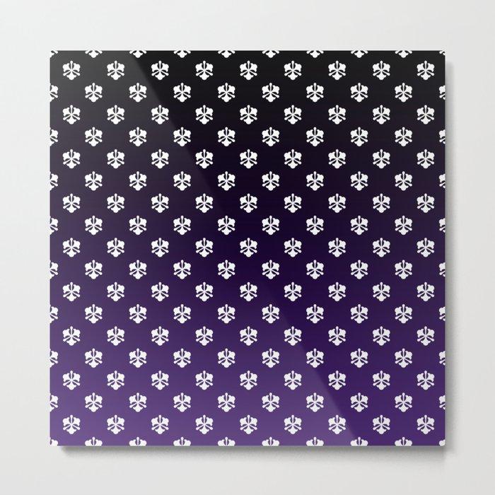 Millicent's Iris Metal Print