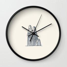 Three Nuns Wall Clock