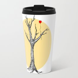 Love is an investment.  Travel Mug