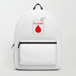 Plasma carton Backpack