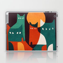 Cat Family Laptop & iPad Skin