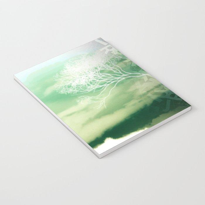 Alphanumeric Tree Notebook