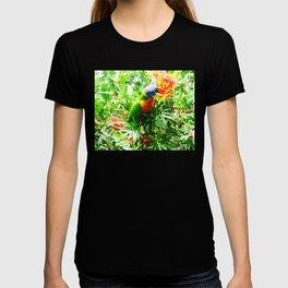 A Bird in the Bush T-shirt