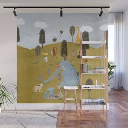 little summer days Wall Mural