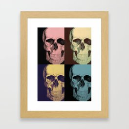 Schizo 2 Framed Art Print