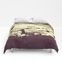 If Only It Was A Dream Comforters