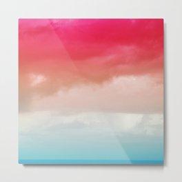 Colorful Landscape Metal Print