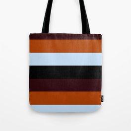 Color Stripe _002 Tote Bag