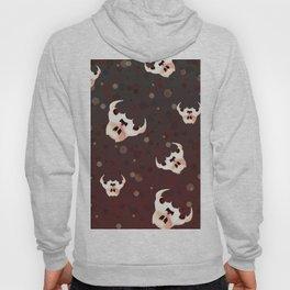 Evil Bunny Skulls Hoody