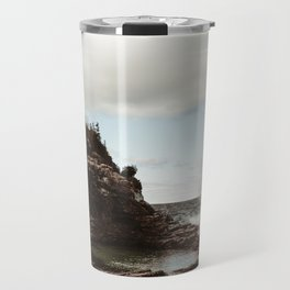 lost beach Travel Mug