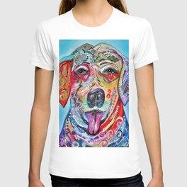 Laughing Labrador T-shirt
