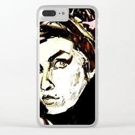 Amy Clear iPhone Case