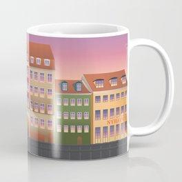 Nyhavn - Copenhagen Coffee Mug