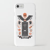 221b iPhone & iPod Cases featuring 221B by Wharton