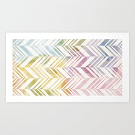 Watercolor II Art Print
