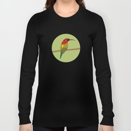 Handsome Sunbird Long Sleeve T-shirt