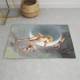 THE PLANET VENUS - LUIS RICARDO FALERO Rug