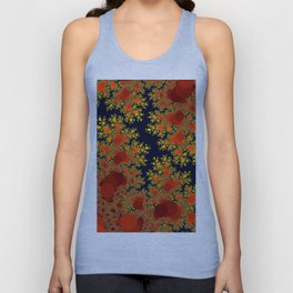 hills and canyons Unisex Tank Top