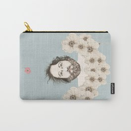 Waiting for spring ... Carry-All Pouch