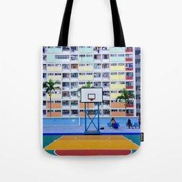 rainbow house (彩虹邨) Tote Bag