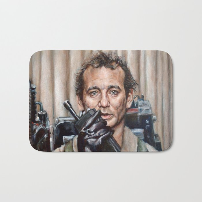 Bill Murray / Ghostbusters / Peter Venkman Bath Mat