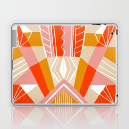 salida, woven rug pattern Laptop & iPad Skin
