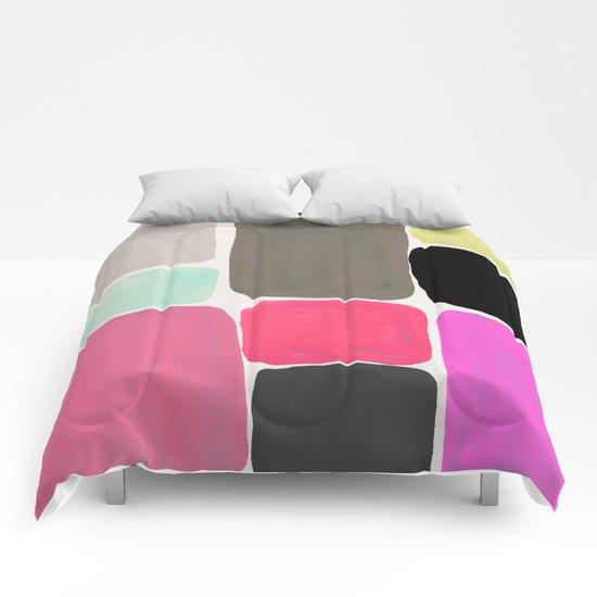 colour + pattern Comforters