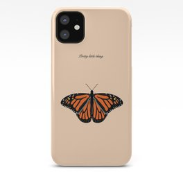 Pretty Little Thing iPhone Case