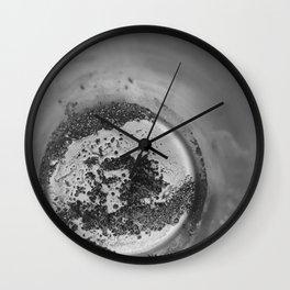 crumb Wall Clock