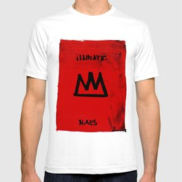 KiNG iLLMATIC NaS T-shirt