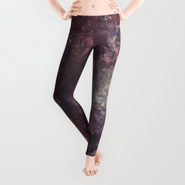 acrylic grunge Leggings
