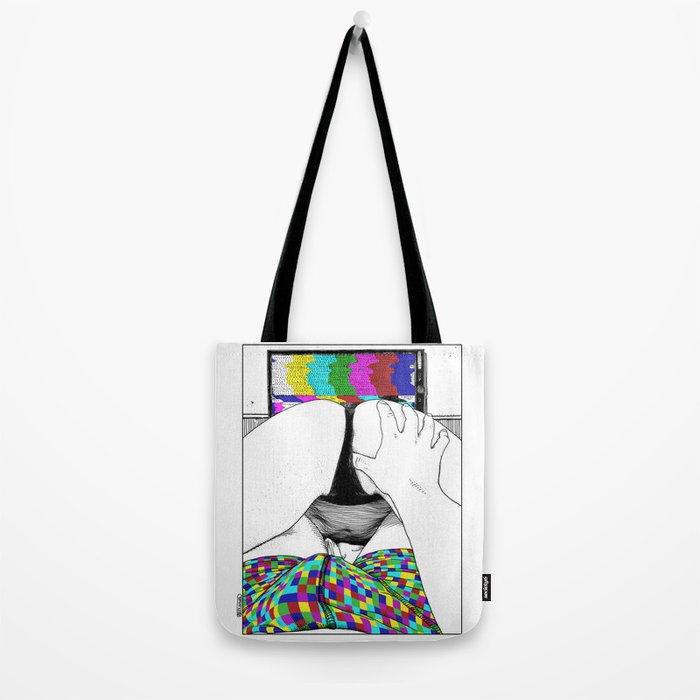asc 511 - L'extatique (The ecstatic) Tote Bag