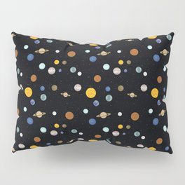Thousands of planets Pillow Sham