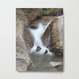 Ghosty Waters Metal Print