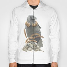 The Crow and the Wheat Hoody