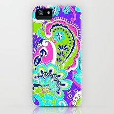 Flower Fun iPhone (5, 5s) Slim Case