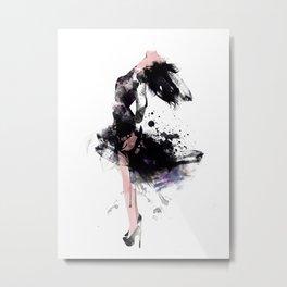 Fashion Painting #1 Metal Print