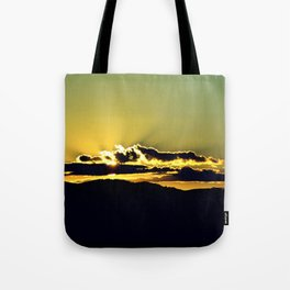 The Sky Is The Limit. Tote Bag