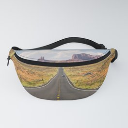 Monument Valley Utah, United States Fanny Pack