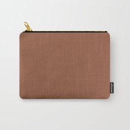 Coconut - solid color Carry-All Pouch