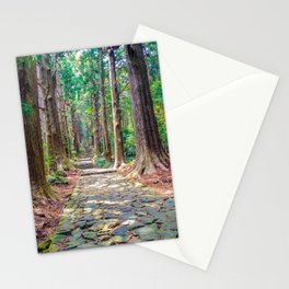 Stone Path Stationery Cards