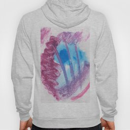Spring Colors Abstract Hoody
