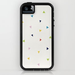 Cute Confetti Pattern iPhone Case