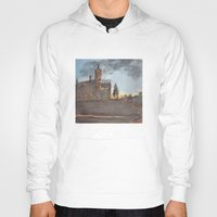 college Hoodies featuring Crouse College, Syracuse University by Ken Coleman