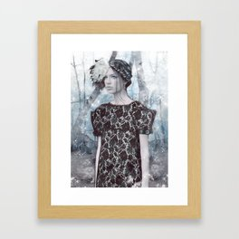 Couture Collection: Isabel Framed Art Print